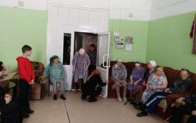 Центр NIKA посетил МУ КЦСОН Вадинского района