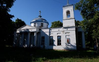 Праздничное Богослужение в Липягах!